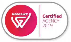 Webgains Zertifizierte Agentur