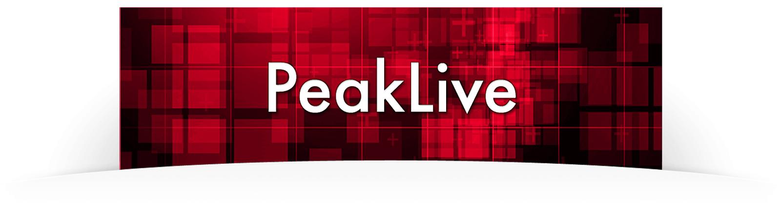 PeakLive