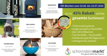 Schornsteinmarkt EM-Wochen