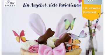 Hobbybäcker-Aktion Ostern 2020