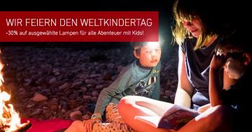 Rabatt-Aktion im September von Ledlenser