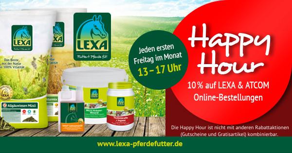 LEXA Happy Hour