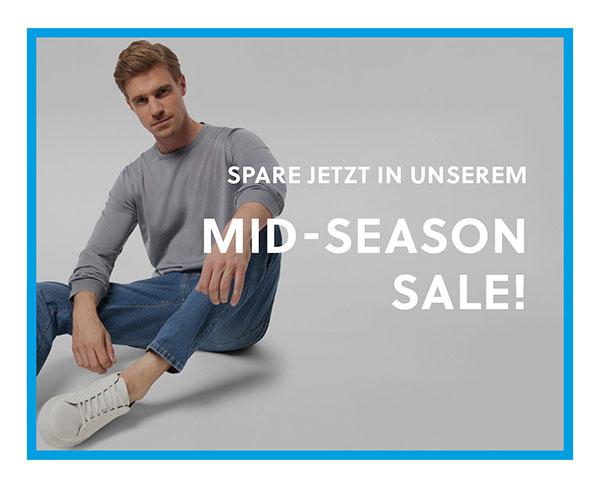 Mid Season Sale bei Pierre Cardin