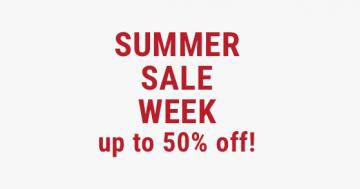 Summer Sale Week bei Baldessarini