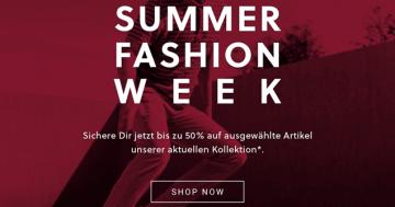 Summer Fashion Week bei Pierre Cardin
